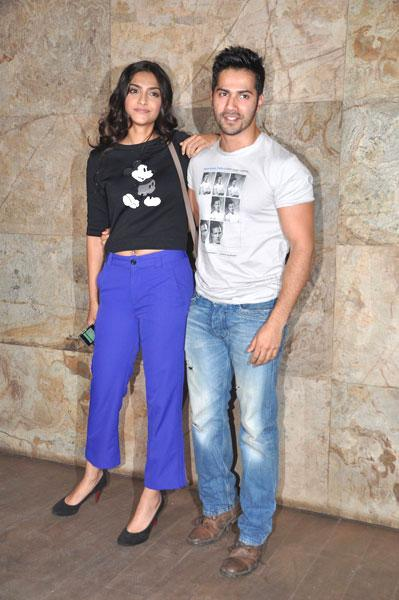 Celebs attend screening of 'Bombay Talkies'