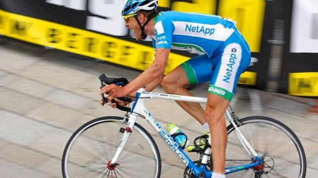Giro d'Italia - Team NetApp-Endura nicht am Start