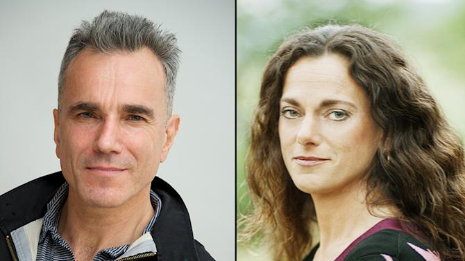 Daniel Day-Lewis and his sister