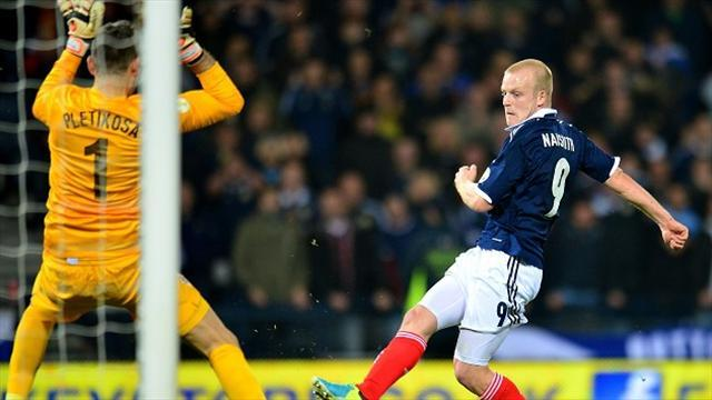World Cup - Naismith: Scots are more confident