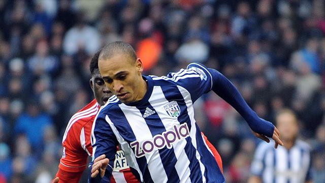 Premier League - West Brom to deal with Odemwingie outburst internally