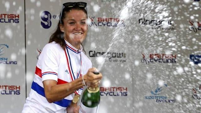 Cycling - Armitstead second in Belgium to keep World Cup lead
