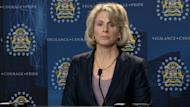 University of Calgary president Elizabeth Cannon called the stabbings a 'senseless tragedy' that affects the entire university community.