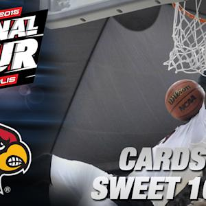 Louisville & Rick Pitino Talk Sweet 16 Win Over NC State | ACC Road to Indy