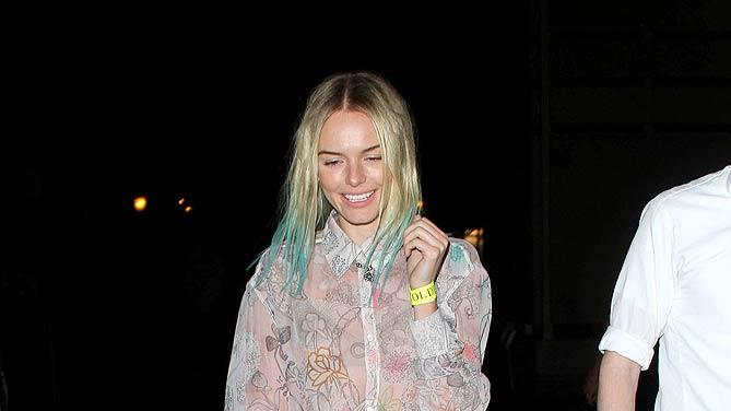 Kate Bosworth Coldplay Cncrt