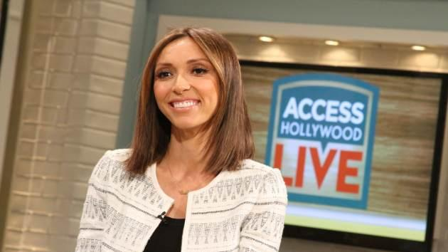 Giuliana Rancic stops my Access Hollywood Live on April 9, 2013 -- Access Hollywood