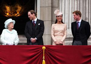 Prince Harry, Queen Elizabeth Meet Royal Baby; Did They Talk Names With Kate and William?