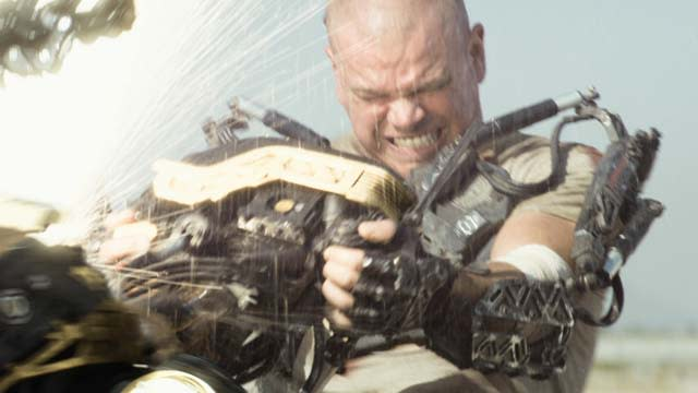 'Elysium' Featurette: Special Ops