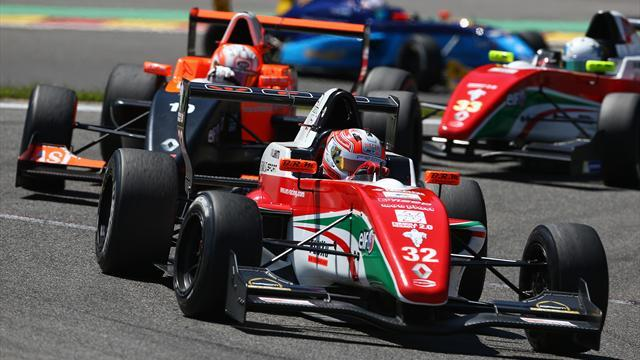 Formula Renault 2.0 - Ghiotto joins greats in Pau