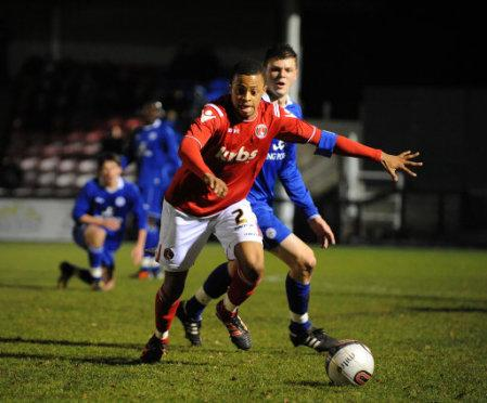 Soccer - FA Youth Cup - Fourth Round - Charlton Athletic v Leicester City - Park View Road