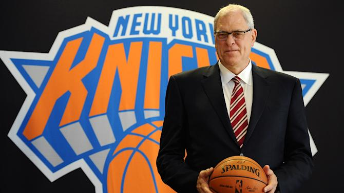 Coming home: Phil Jackson is Knicks' president