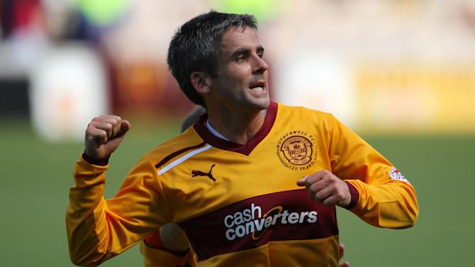 Keith Lasley insists Motherwell will not be making up the numbers against Panathinaikos
