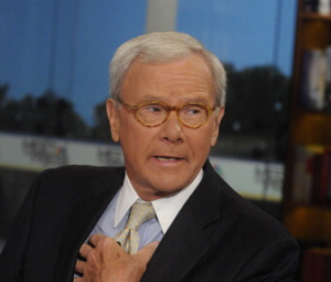 Tom Brokaw: 'All Is Well' as He's Released From Hospital (Update)