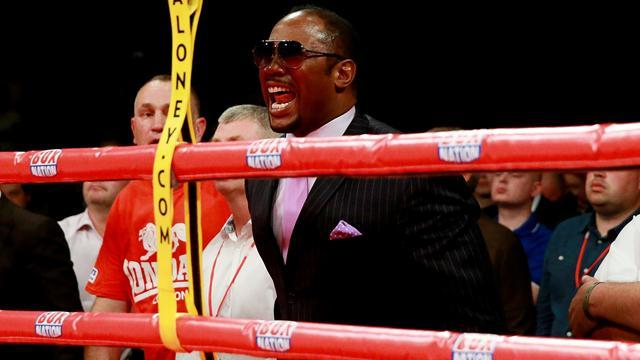 Boxing - Lennox Lewis in talks over $100m Klitschko fight