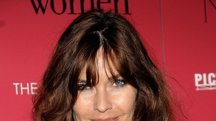 The Women NY Premiere 2008 Carol Alt