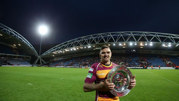 Rugby League - Super League - Huddersfield Giants v Wakefield Wildcats - John Smith's Stadium