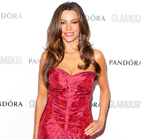 "Sofia Vergara on Freezing Her Eggs: ""They're in the Refrigerator"""