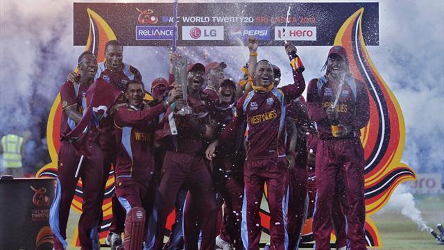 Cricket: West Indies' success key to 2013 Champions Trophy