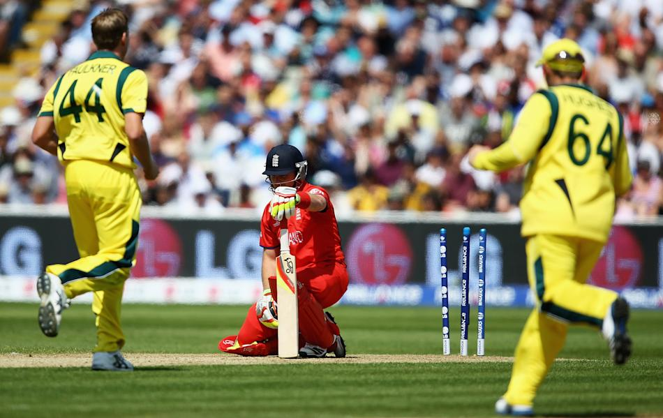 England v Australia: Group A - ICC Champions Trophy
