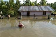 In Pictures: Floods hit Sri Lanka