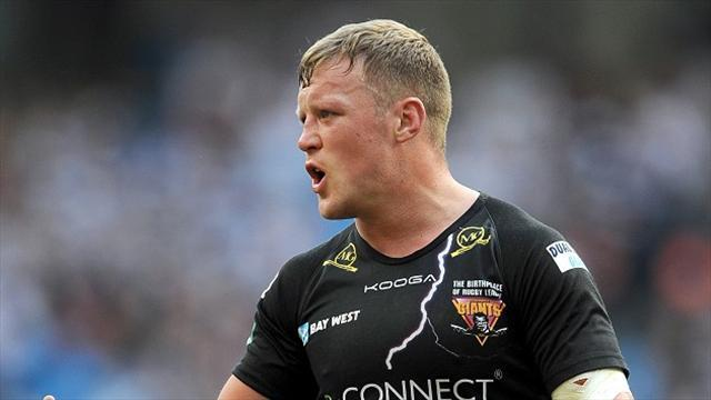 Rugby League - Anderson fury over Ellis challenge
