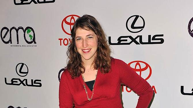 Bialik Mayim Environmental Aw