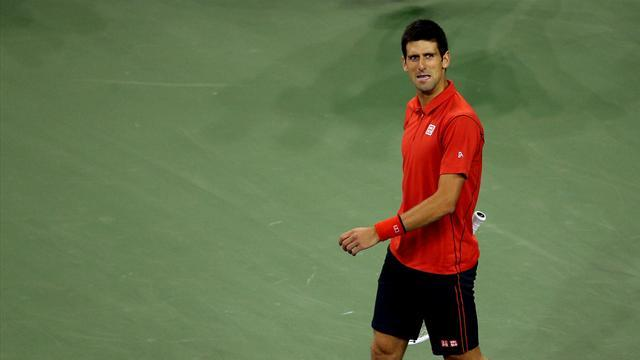 Davis Cup - Djokovic puts Serbia ahead before Canada hit back