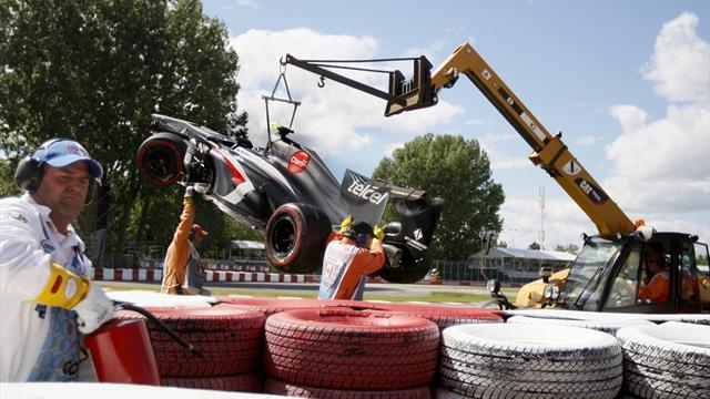 Formula 1 - Safety failings blamed for Canadian GP marshal death