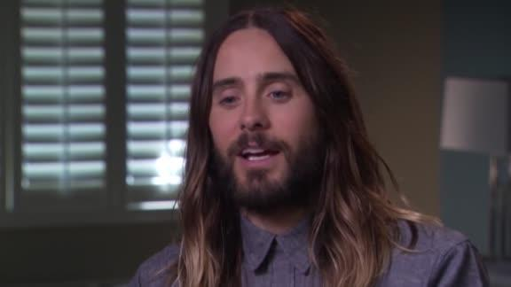 "Leto: ""My Oscar Is a Filthy Mess"""