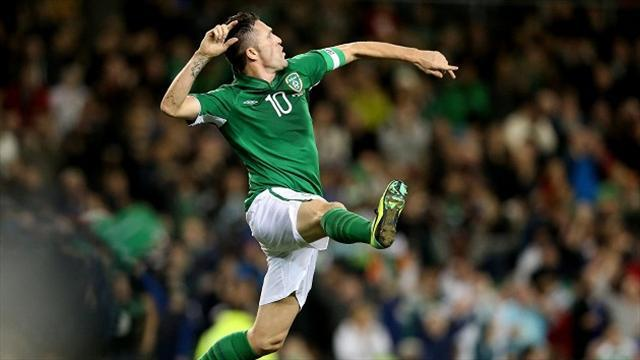 World Cup - Keane excited by future