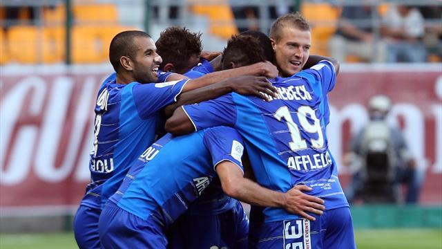 Ligue 1 - Montpellier held by Troyes