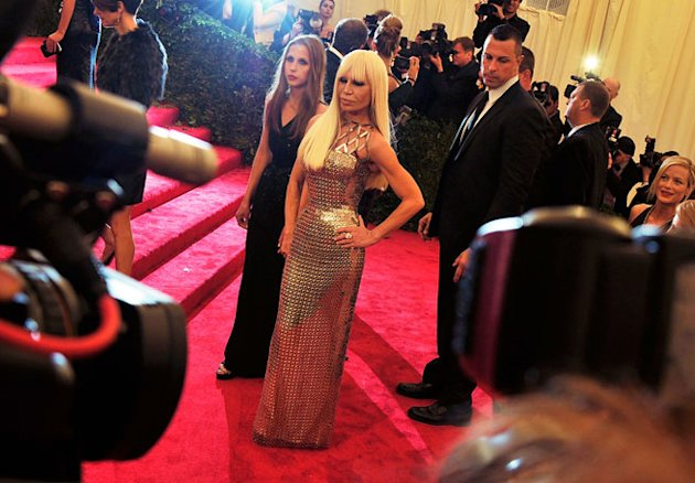 Jennifer Lopez At The Grammys, Angelina Jolie At The Golden Globes - Donatella Versace Reveals Her Top Red Carpet Moments Ever!