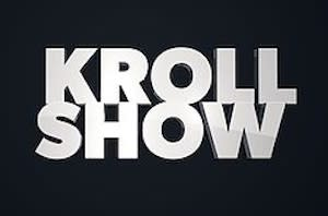 Comedy Central Picks Up Second Season of 'Kroll Show'