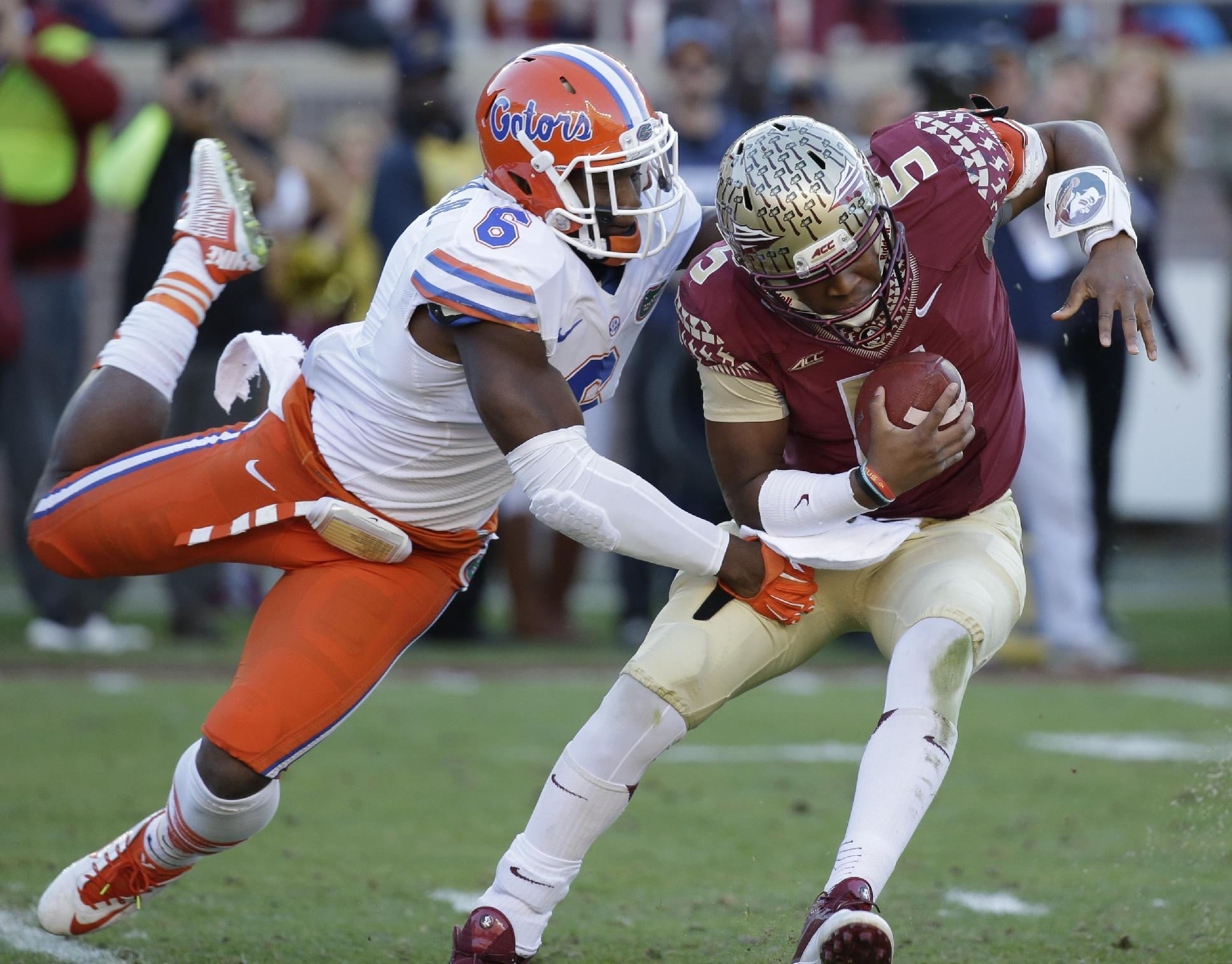 Dante Fowler Jr. thanks Florida fans in newspaper ad (Photo)