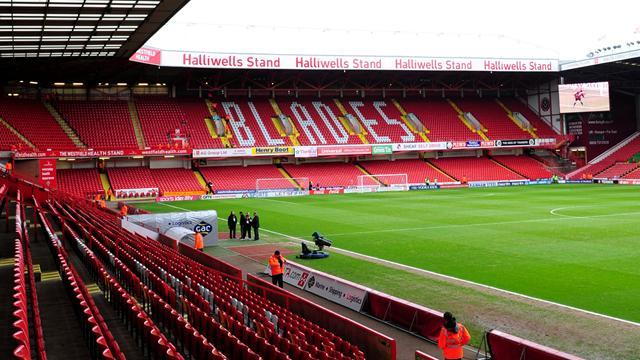 League One - Sheffield United involved in anniversary celebrations