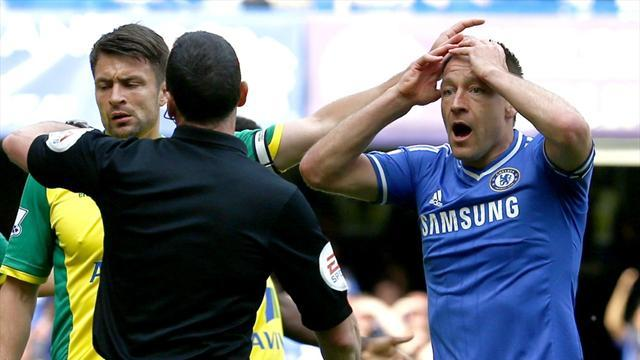 Premier League - Goalless draw dents Chelsea and Norwich hopes