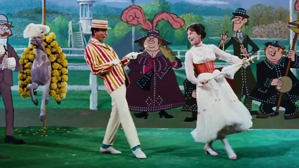 The Evolution of 'Mary Poppins'