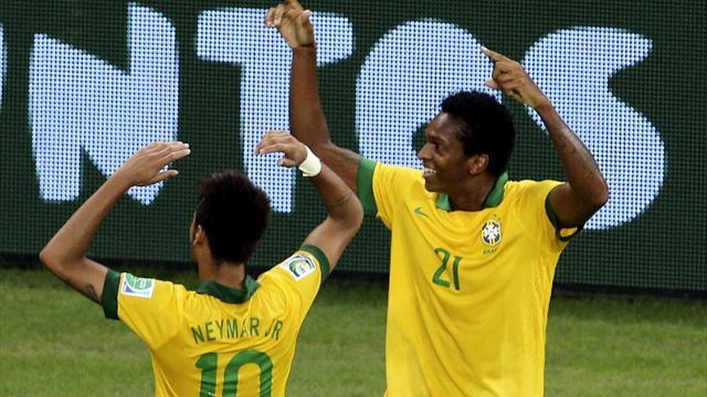Confederations Cup - An unpalatable side to Brazil's game