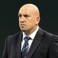 Shaun Edwards, pictured, will assist Wales interim head coach Robin McBryde