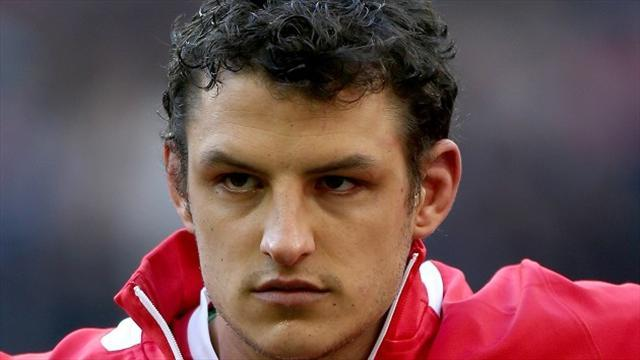 Six Nations - Injured Shingler leaves Wales squad