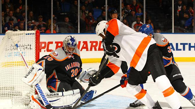 Philadelphia Flyers v New York Islanders