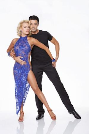 'Dancing with the Stars: All-Stars' promo photo with Gilles Marini and Peta Murgatroyd -- ABC