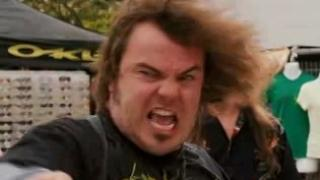 Tenacious D In: The Pick Of Destiny Scene: Who Are You