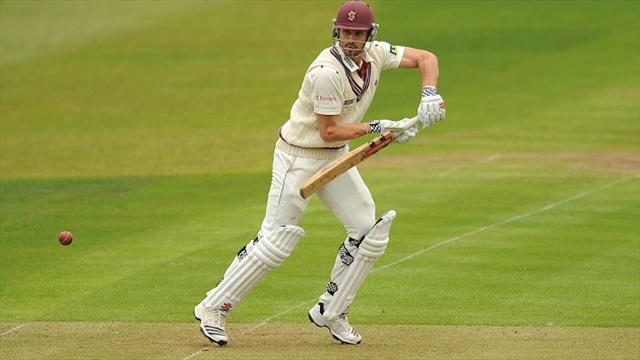 County - Compton puts Somerset in control