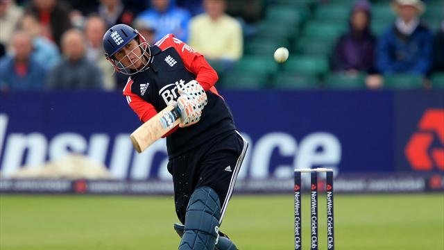 Cricket - Gunn prospers for England