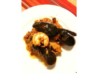 Spanish Paella Mixta