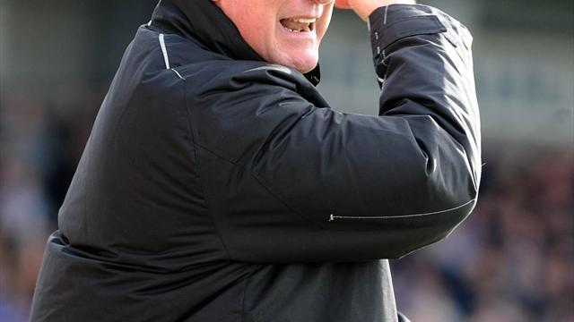 Football - Butcher happy to make a point
