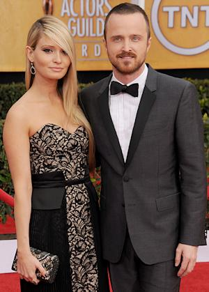 Aaron Paul Wedding: Breaking Bad Star Marries Lauren Parsekian