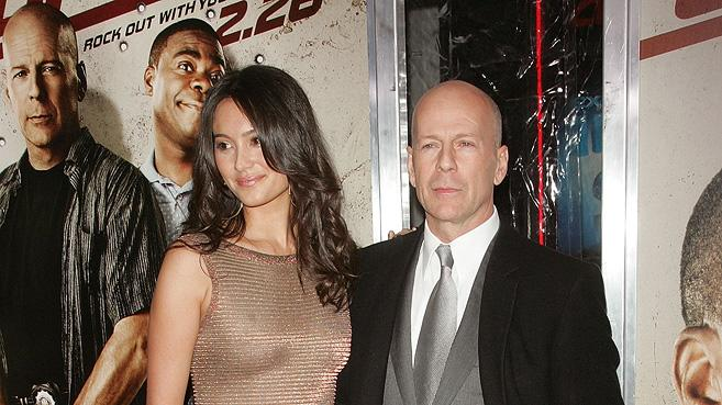 Cop Out NY premiere 2010 Bruce Willis