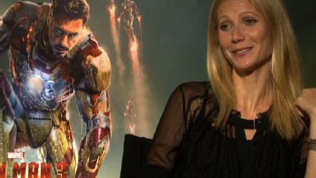 """Iron Man 3"" cast talk Tony Stark's return"